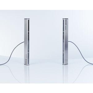 компактный легкий барьер / безопасности тип 4 / многолучевой / тип заграждения