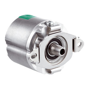 датчик угла поворота для обратной связи привода / абсолютный / оптический / цифровой