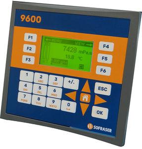 система наблюдения для измерения температуры