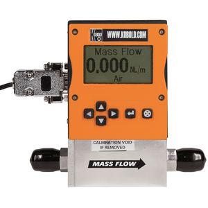 массовый расходомер / термический / для газа / цифровой