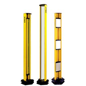 монтажная стойка для воздушного барьера