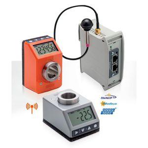 индикатор для передачи данных радиосигналом