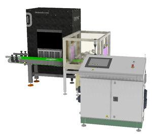 печатная машина со струйной УФ-печатью