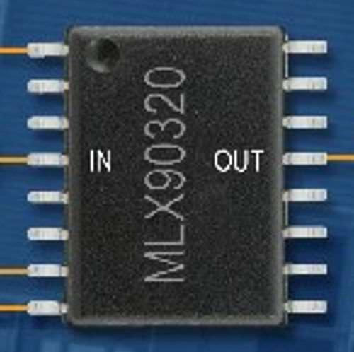 ASIC для интерфейса