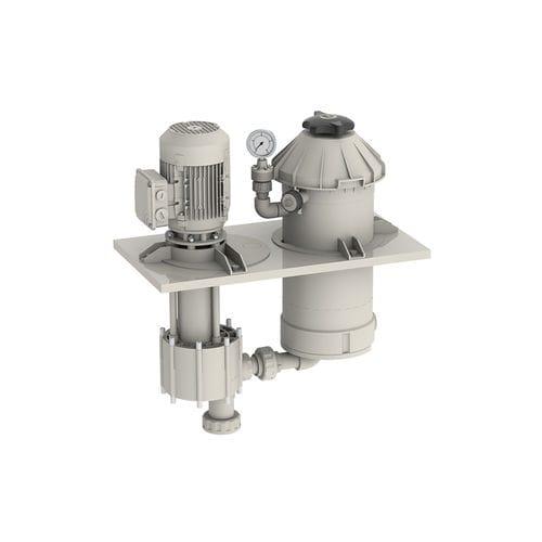 насос для промышленной воды