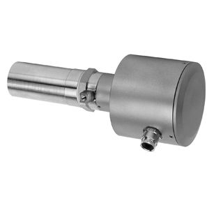 магнитоиндукционный расходомер / для жидкостей / для проводящей жидкости / из нержавеющей стали