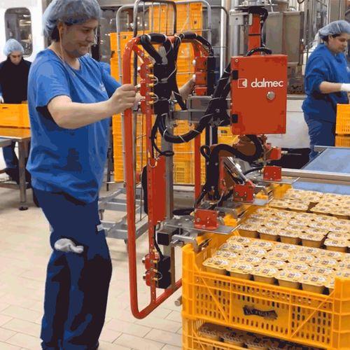 Манипулятор конвейера зерновой элеватор проект