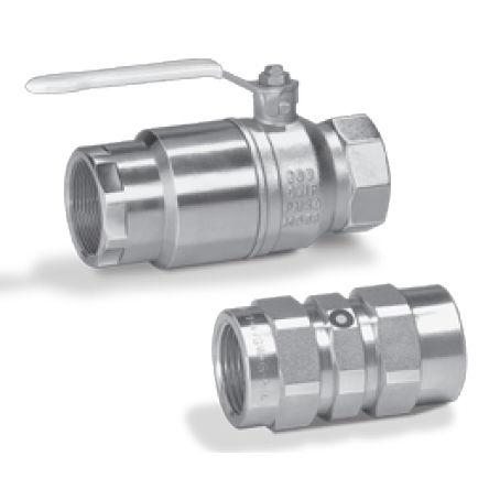 клапан с ручным управлением