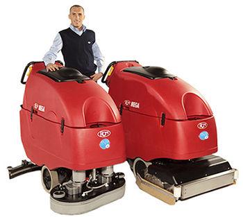 автоматическая моющая машина с двигателем