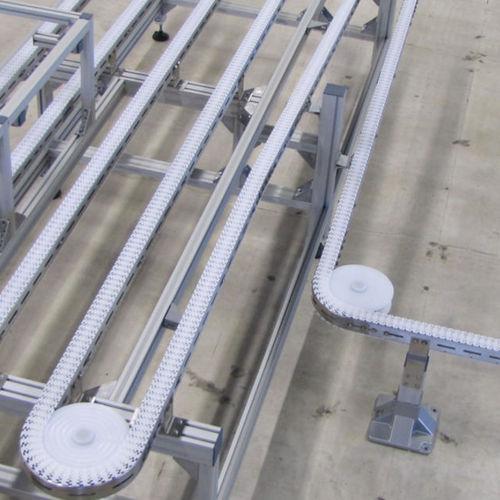 Модульный цепной конвейер цепь для цепного конвейера
