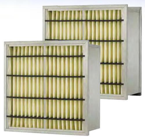 воздушный фильтр / панельный / складчатый / большой вместимости