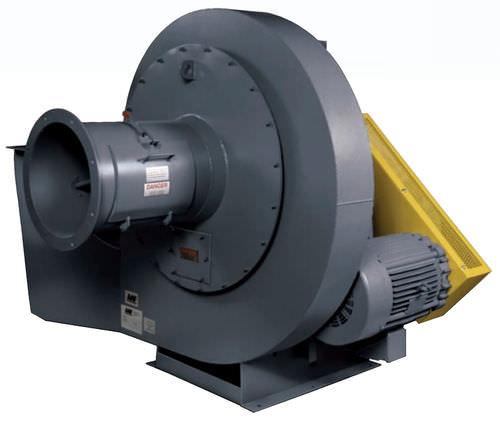 пылеуловитель с фильтром / очистка пульсирующей струей / с высокой пропускной способностью