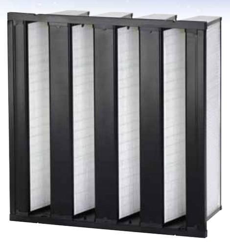 воздушный фильтр / панельный / для суровых условий / для удаления пыли