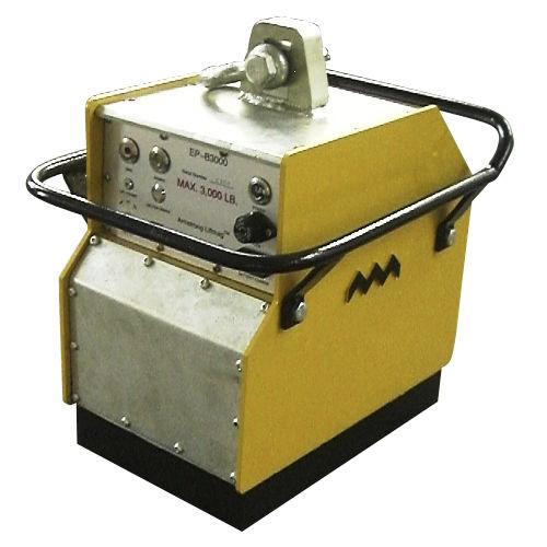 подъемный электромагнит с электрическим переключением