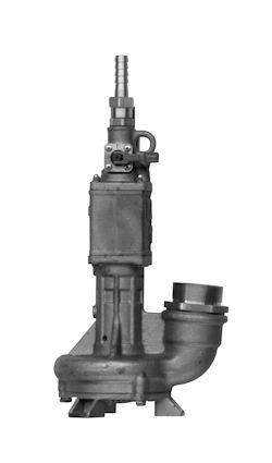 насос для загрязненных вод