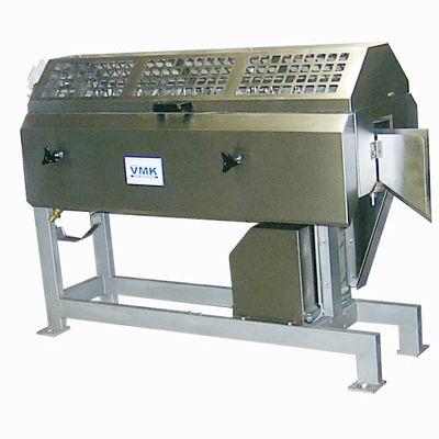 машина для нарезания резьбы из нержавеющей стали