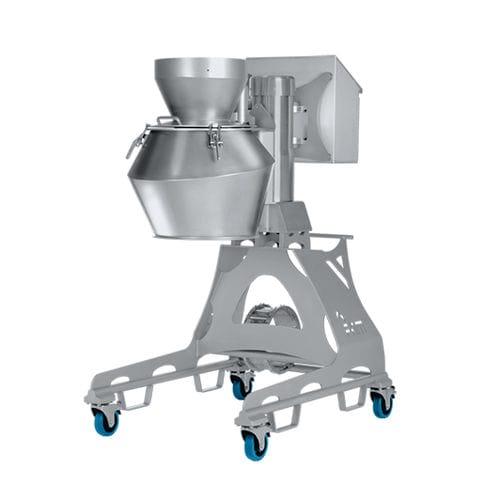 аппарат для терки сыра с высокой пропускной способностью / автоматический