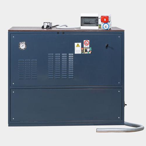 воздушный компрессор / стационарный / с дизельным двигателем / прочный