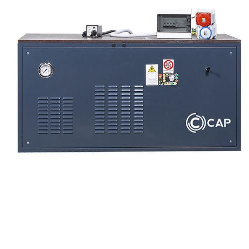 воздушный компрессор / стационарный / дизельный / двухуровневый