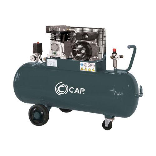 воздушный компрессор / на роликах / электрический / поршневый