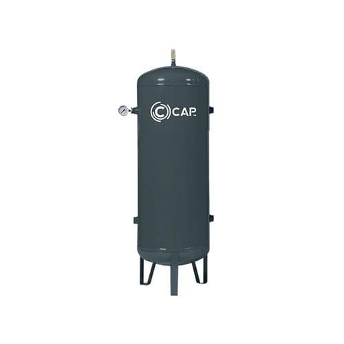 резервуар для сжатого воздуха / из металла / под давлением