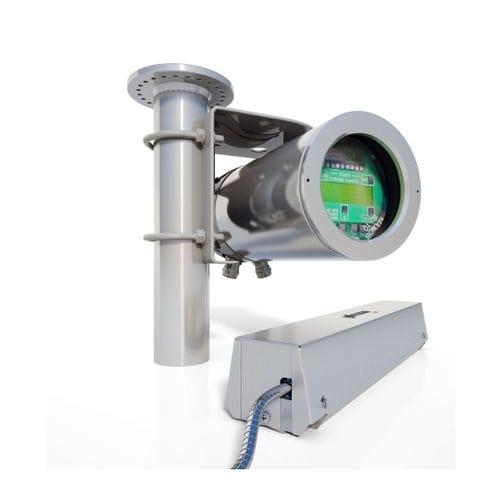 массовый расходомер / ультразвуковой / для жидкостей / для газа