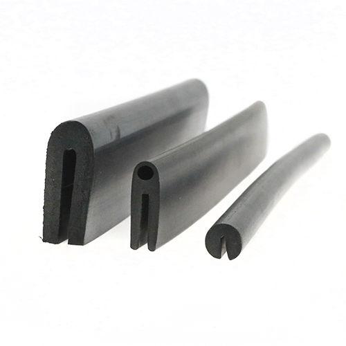 защита углов из каучука