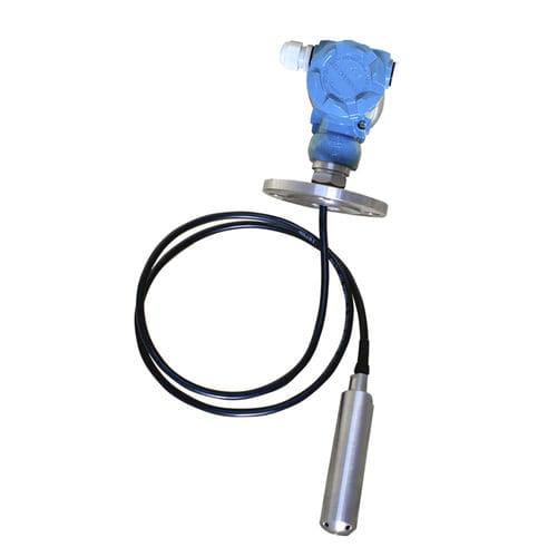 гидростатический передатчик уровня