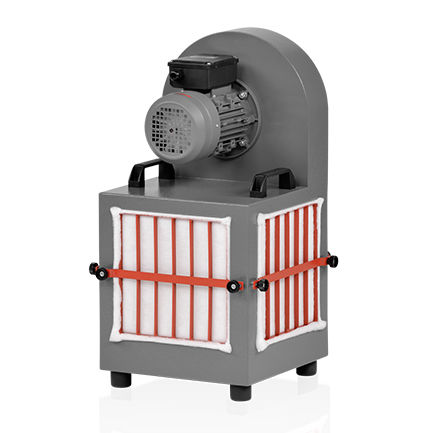 пылеуловитель с фильтром