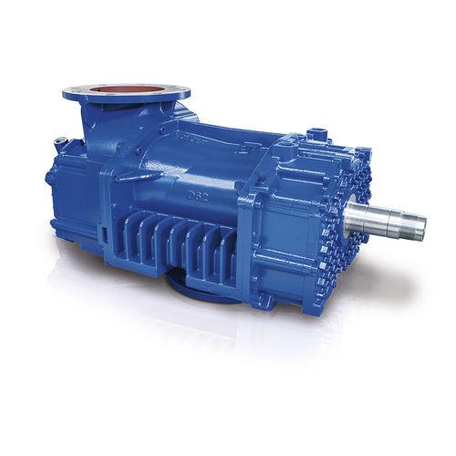 воздушный компрессор / для газа / стационарный / без двигателя