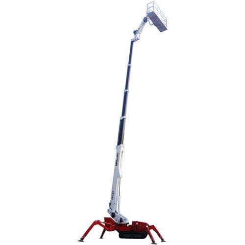 гусеничный телескопический подъемник-паук