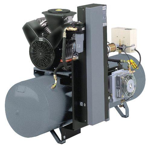 воздушный компрессор / стационарный / с двигателем внутреннего сгорания / поршневый