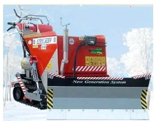 снегоочиститель для легких транспортных средств
