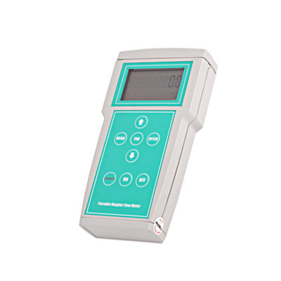 ультразвуковой расходомер с применением эффекта Допплера