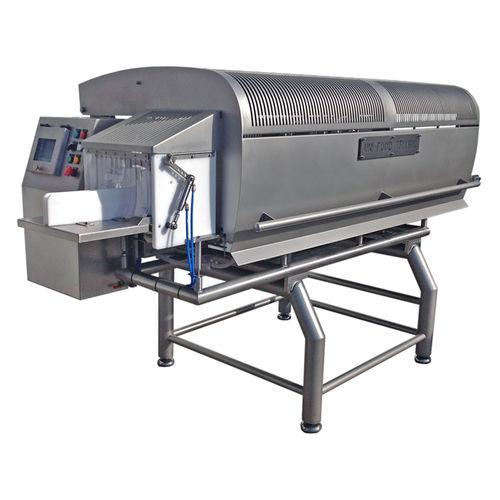 машина для нарезания резьбы для лосося
