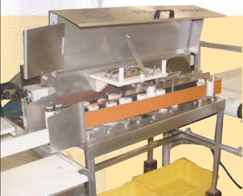 машина для нарезания резьбы для форели