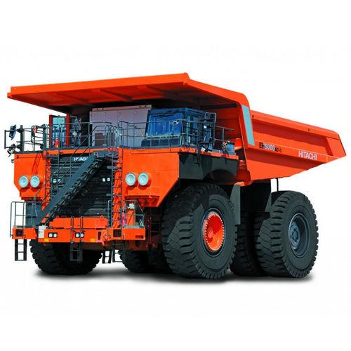 думпер жесткое крепление / дизельный / для шахт и карьеров