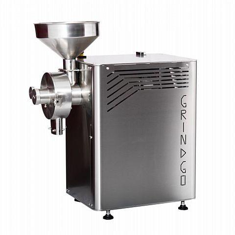 машина для предварительного рафинирования с низким уровнем шума