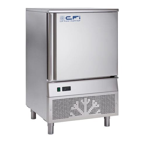морозильная камера для процесса