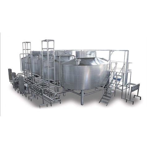 автоматическая линия для производства сыра