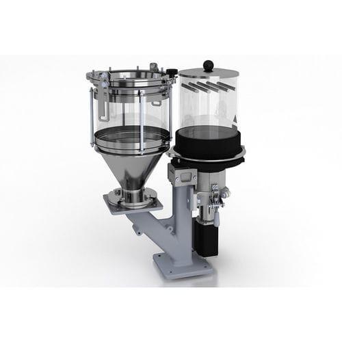дозатор-смеситель для гранул