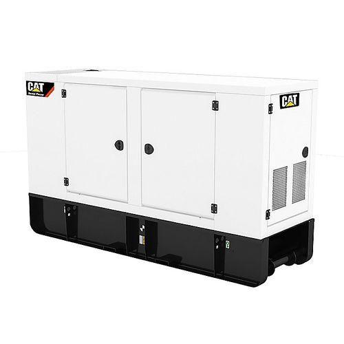 трехфазовая генераторная установка / дизельная / передвижная / 50 Гц