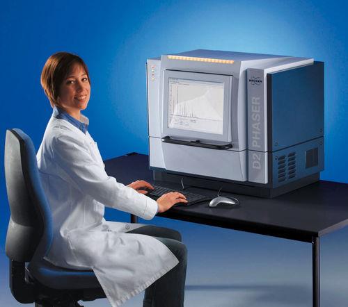 дифрактометр с рентгеновским излучением