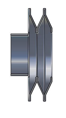 круглый сильфон