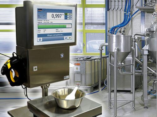 система обработки продуктов питания