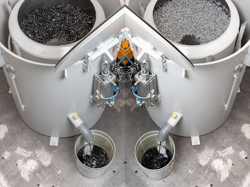 машина-центрифуга для лабораторий