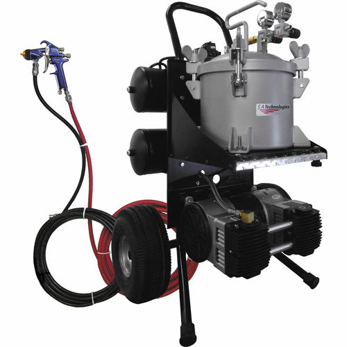 проекционный аппарат краска / электропневматический / HVLP