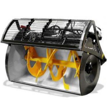 воронка бетономешалка / для гидравлического экскаватора / для погрузчика / для компактного погрузчика