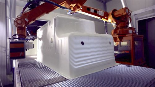 система резки CO2-лазер