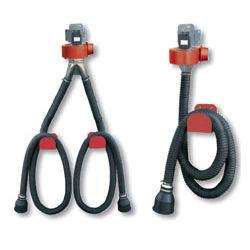 экстрактор выхлопных газов для машин
